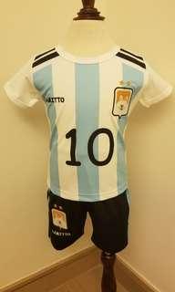 《開波喇》Line Friends x 阿根廷球衣