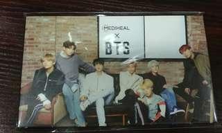 BTS x Mediheal 集體照片卡冊 (ver. 2)