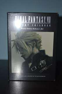 Final Fantasy VII Advent Children Limited Collectors Edition