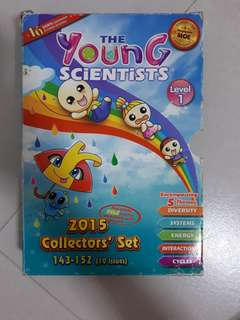 The Young Scientists Level 1 (2015 Collectors' Set)