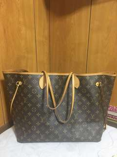 REPRICED!!! AUTHENTIC LOUIS VUITTON NEVERFULL GM
