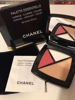 Chanel 3合1組合 [遮瑕+光影+胭脂]