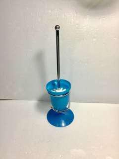 🚚 鐵管電鍍手把馬桶刷