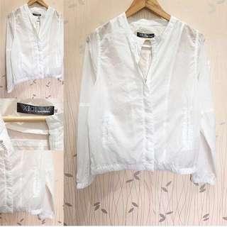 White Lightweight Jacket ❤️