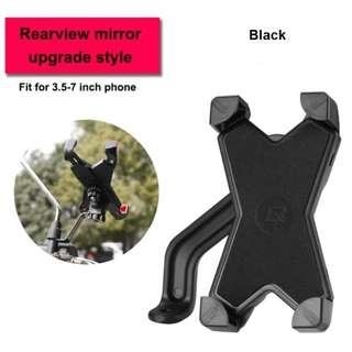 Rockbros Bicycle/Motorcycle Phone Holder PH666 (Black)