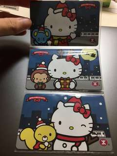 MTR Hello Kitty 紀念車飛
