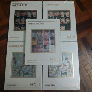 READY STOCK UNDIVIDED UNSEALED