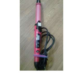 Tough Mama Hair Straightening and Curler Iron