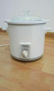 Panasonic slow cooker 3Litre #ramadan50