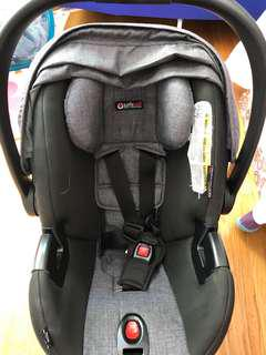 Car seat britax elite 35