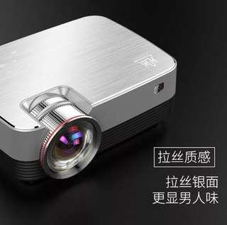 全新原裝光米T5 高清微型家庭影院投影機 可用USB播電影