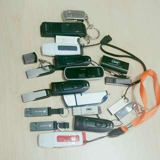 Flash Drive USB - 2,4,8,16,64GB