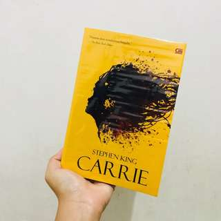 Stephen King Carrie (Bahasa Indo)