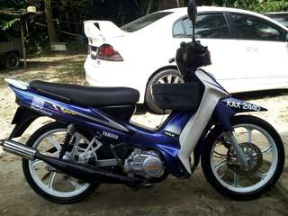 Yamaha y110 ss Two