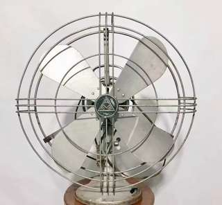 1940s Vintage Oldie Table Fan