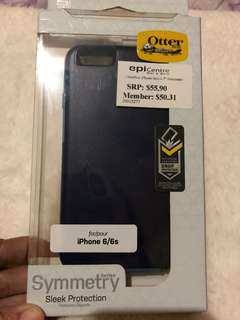 ORIGINAL OTTERBOX SYMMETRY SERIES (SLEEK PROTECTION) FOR IPHONE 6/6s