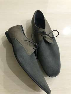 Ben sherman suede shoes