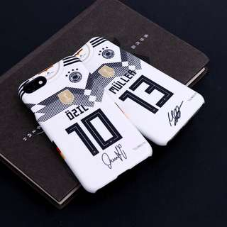 PREORDER World Cup 2018 Germany Jersey Phone Case🇩🇪