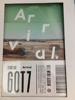Got7專輯(九成以上全新)