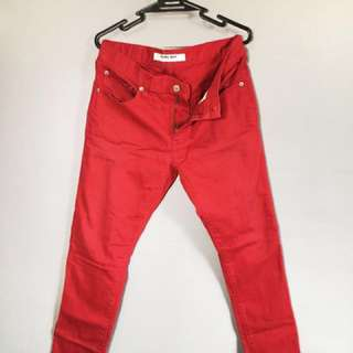 COLORED JEANS By UNIQLO