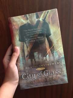 City of Glass | The Mortal Instruments