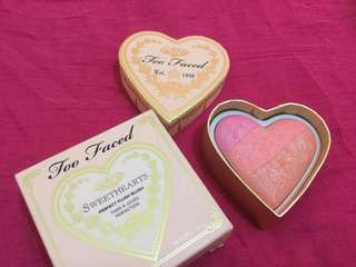TOO FACED SWEETHEARTS FLUSH BLUSH