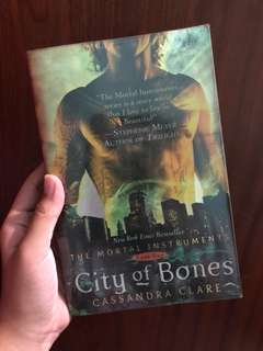 City of Bones | The Mortal Instruments