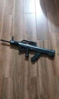 95式步槍(交換)mp5