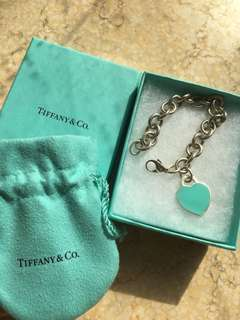 Tiffany & Co. 手鏈 (9成半新)