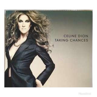 Celine Dion Taking Chances Album