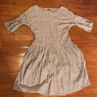 MARNI GREY DRESS