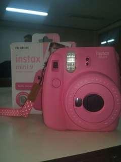 Sewa kamera instax mini 9