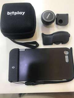 🚚 【bitplay】iphone7 Plus SNAP! 7 照相手機殼 搭配HD高階廣角鏡頭