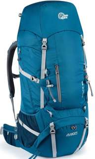Lowe Alpine atlas 65L hiking backpack