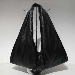 InNiu Genuine Leather Hobo Bag - Made in Italy