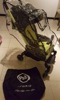 Pali Sei.9 Compact travel stroller