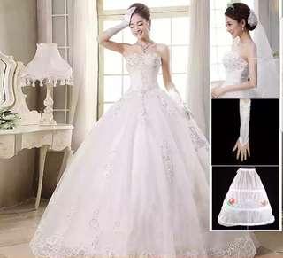 Wedding Dress 婚纱