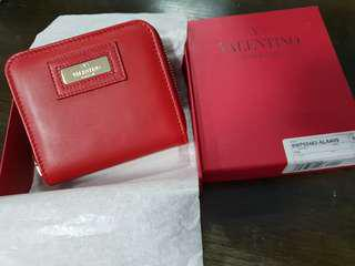 Authentic Valentino Zipped Continental wallet (small)