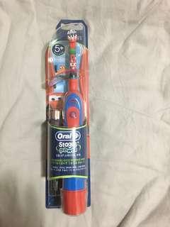 🚚 Oral-B全新歐樂兒童電動牙刷