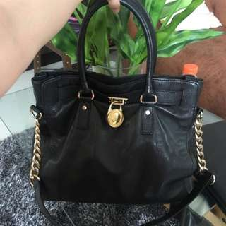 Reprice‼️Authentic mk hamilton bag large