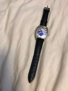 F.M watches