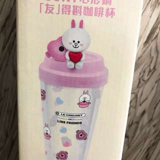 Line friend 咖啡杯