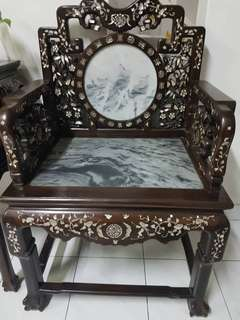 Baba nyonya furniture set