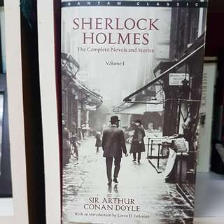 Sherlock Holmes Volume 1 Preloved