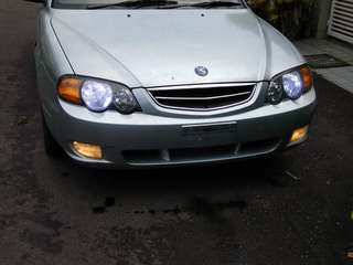 Kia spectra 1.6(auto)LS can nego
