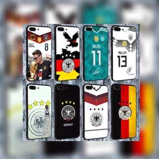 2018世界盃德國手機殻