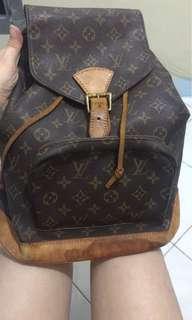 Lv backpack large