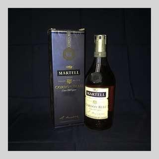 Martell Cordon Bleu Cognag (70cl) Alcoholic Beverages