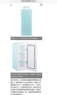 [最後衝刺]車用雪櫃=家用護膚品雪櫃=朱古力雪櫃,一櫃三用