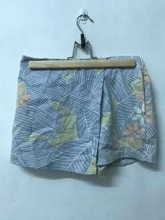 🚚 夏日度假風一片裙短褲